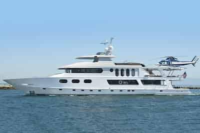 Super Yacht Newport Beach