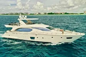 Large Yacht for Couples West Palm Beach