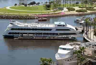 Custom Motor Yacht San Diego