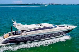 Luxury Yacht Florida