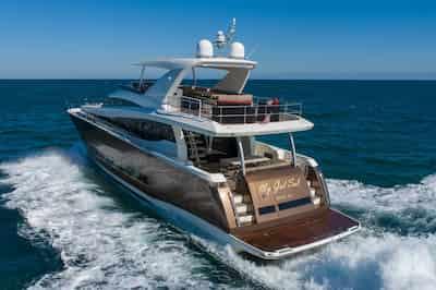 Luxury Motor Yacht Hallandale Beach