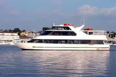 Luxury Party Vessel Long Beach