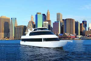Luxury Yacht New York
