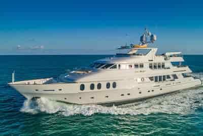 Mega Yacht for Parties Fort Lauderdale