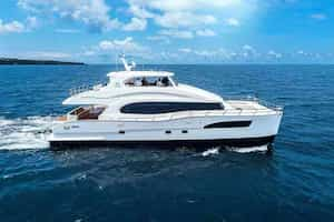 Mega Yacht British Virgin Islands 1