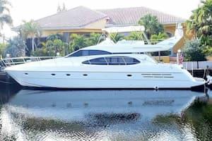 Mega Yacht Hallandale Beach