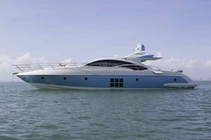 Motor Yacht New Jersey