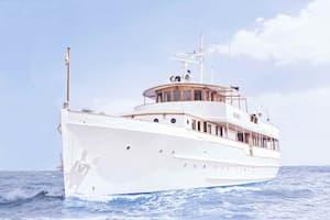 Super Yacht New York
