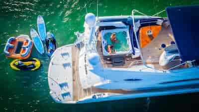 Mega Yacht for Parties Hallandale Beach