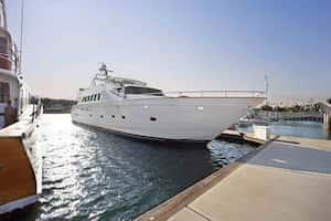 Mega Yacht for Parties Long Beach
