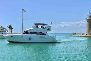 Inboard Motorboat Miami