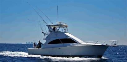 Miami Fishing Boats