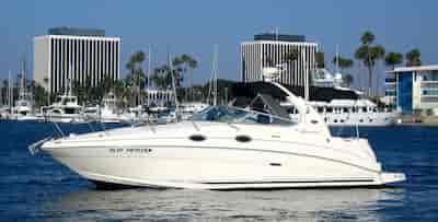 Motor Boat Marina del Rey