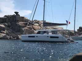 Motor Boat Saint Tropez 1