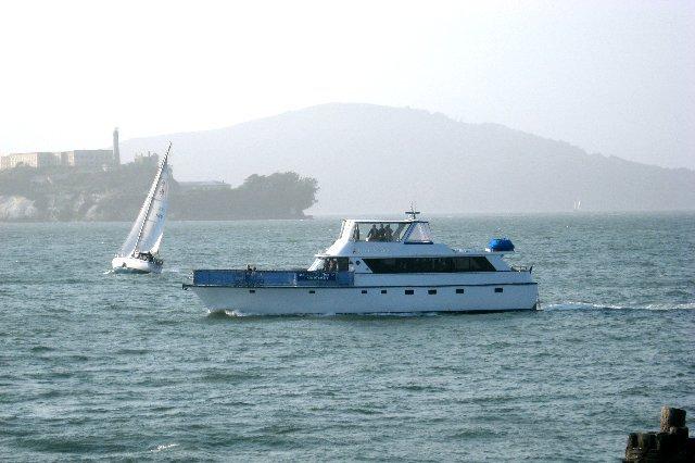 Motorboat San Francisco