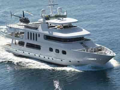 Mega Yacht California