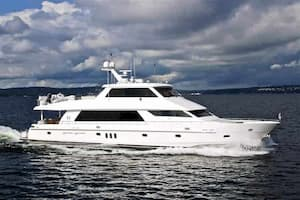Yacht in Florida for July 4th Celebratrions