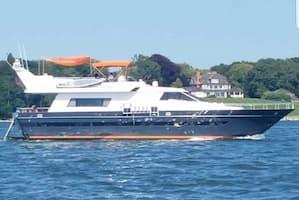 Mega Yacht New York