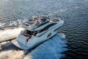 Mega Yacht for Romantic Date Miami Beach
