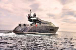 Motor Yacht Saint Tropez