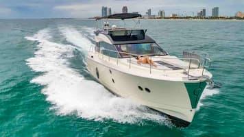 Romantic Motor Yacht Ride Miami Beach