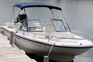 Motorboat Massachusetts