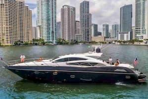 Luxury Yacht West Palm Beach