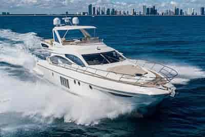 Yacht in  Marina del Rey