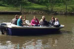 Motorboat Amsterdam