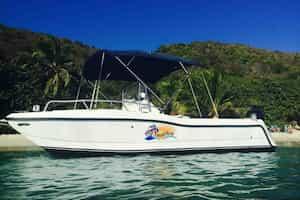 Motorboat British Virgin Islands