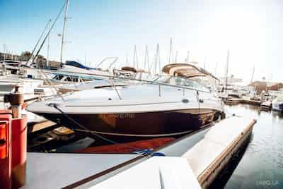 Motorboat California