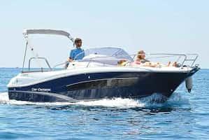 Motorboat Nice