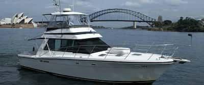 Motorboat Sydney
