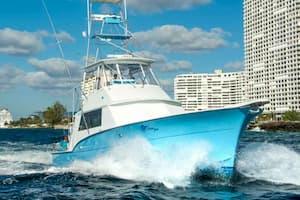Fishing Watercraft Miami Beach