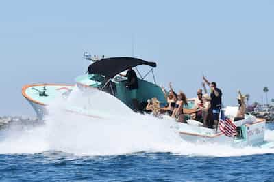 Boats for Parties in Long Beach