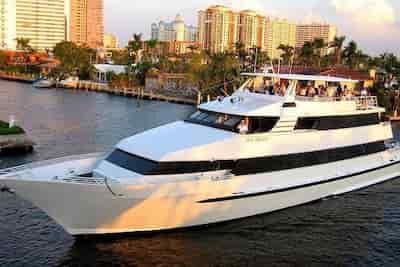 Mega Yacht Fort Lauderdale