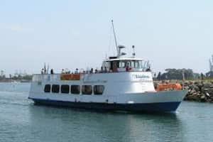 Open Top Party Boat Long Beach