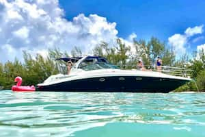 Small Boat for parties in Miami Beach