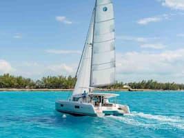 Motor Yacht Puerto Rico