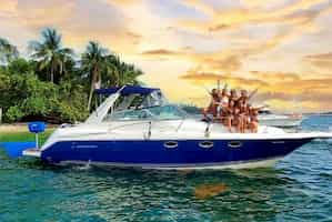 Boat for Parties Miami Beach