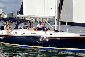Party Sailboat Florida