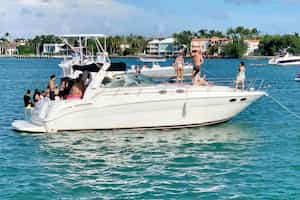 Custom Boat for Parties in Miami Beach