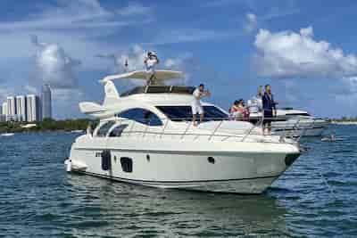 Party Yacht Hallandale Beach
