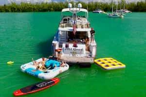 Party Yacht Miami Beach
