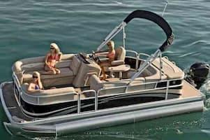 Pontoon Boating Hallandale Beach
