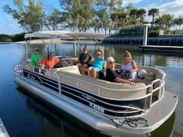 Pontoon Boat Fort Lauderdale