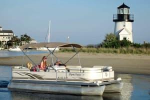 Pontoon Boat Massachusetts