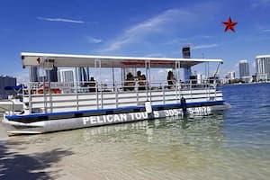 Party Pontoon Boat Miami Beach
