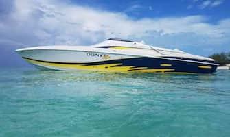Powerboat Bahamas