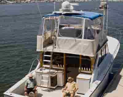 Motorboat Marina del Rey